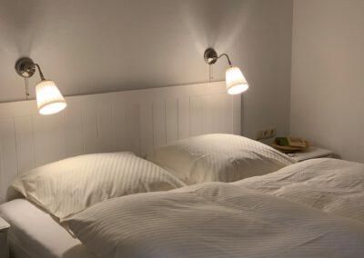 Appartment Landhaus Tipp Bett